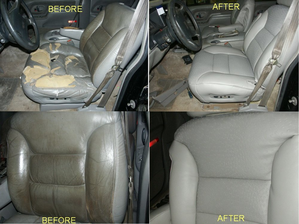 automotive reupholstery - Thomas G Upholstery
